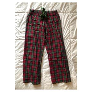 Old Navy Christmas Flannel Pants